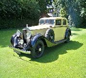 1935 Rolls Royce Phantom in Exeter