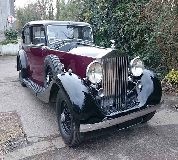 1937 Rolls Royce Phantom in Exeter