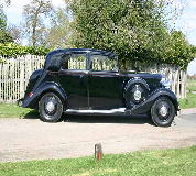 1939 Rolls Royce Silver Wraith in Exeter
