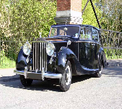 1952 Rolls Royce Silver Wraith in Exeter