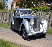 1954 Rolls Royce Silver Dawn in Exeter