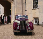 1955 Rolls Royce Silver Wraith in Exeter