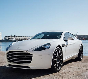 Aston Martin Rapide Hire in Exeter