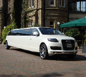 Audi Q7 Limo in Exeter