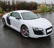Audi R8 Hire in Exeter