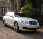 Bentley Flying Spur Hire in Exeter