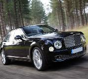 Bentley Mulsanne in Exeter