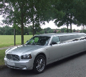 Dodge Charger Limo in Exeter