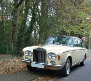 Duchess - Rolls Royce Silver Shadow Hire in Exeter