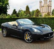 Ferrari California Hire in Exeter