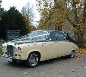 Ivory Baroness IV - Daimler Hire in Exeter