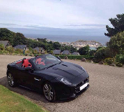Jaguar F Type Hire in Exeter
