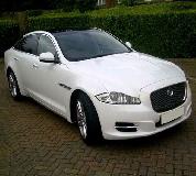 Jaguar XJL in Exeter