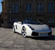 Lamborghini Gallardo Hire in Exeter