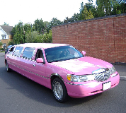 Lincoln Towncar Limos in Exeter