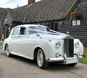 Marquees - Rolls Royce Silver Cloud Hire in Exeter