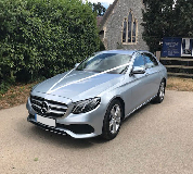 Mercedes E220 in Exeter