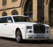 Rolls Royce Phantom Limo in Exeter
