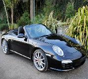 Porsche Carrera S Convertible Hire in Exeter