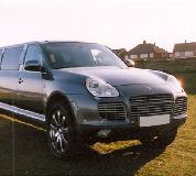 Porsche Cayenne Limos in Exeter
