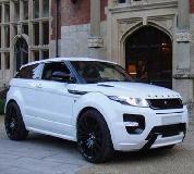 Range Rover Evoque Hire in Exeter