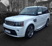 Range Rover Sport Hire  in Exeter
