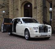 Rolls Royce Phantom Hire in Exeter