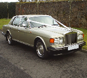 Rolls Royce Silver Spirit Hire in Exeter