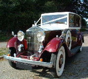 Ruby Baron - Rolls Royce Hire in Exeter